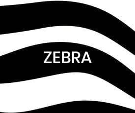 Zebraprint feestartikelen