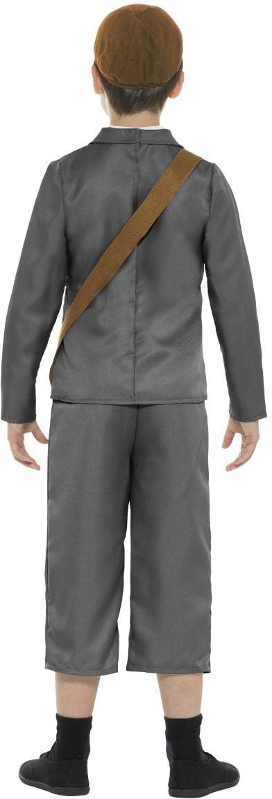 1940 grijs jongens kostuum WW II