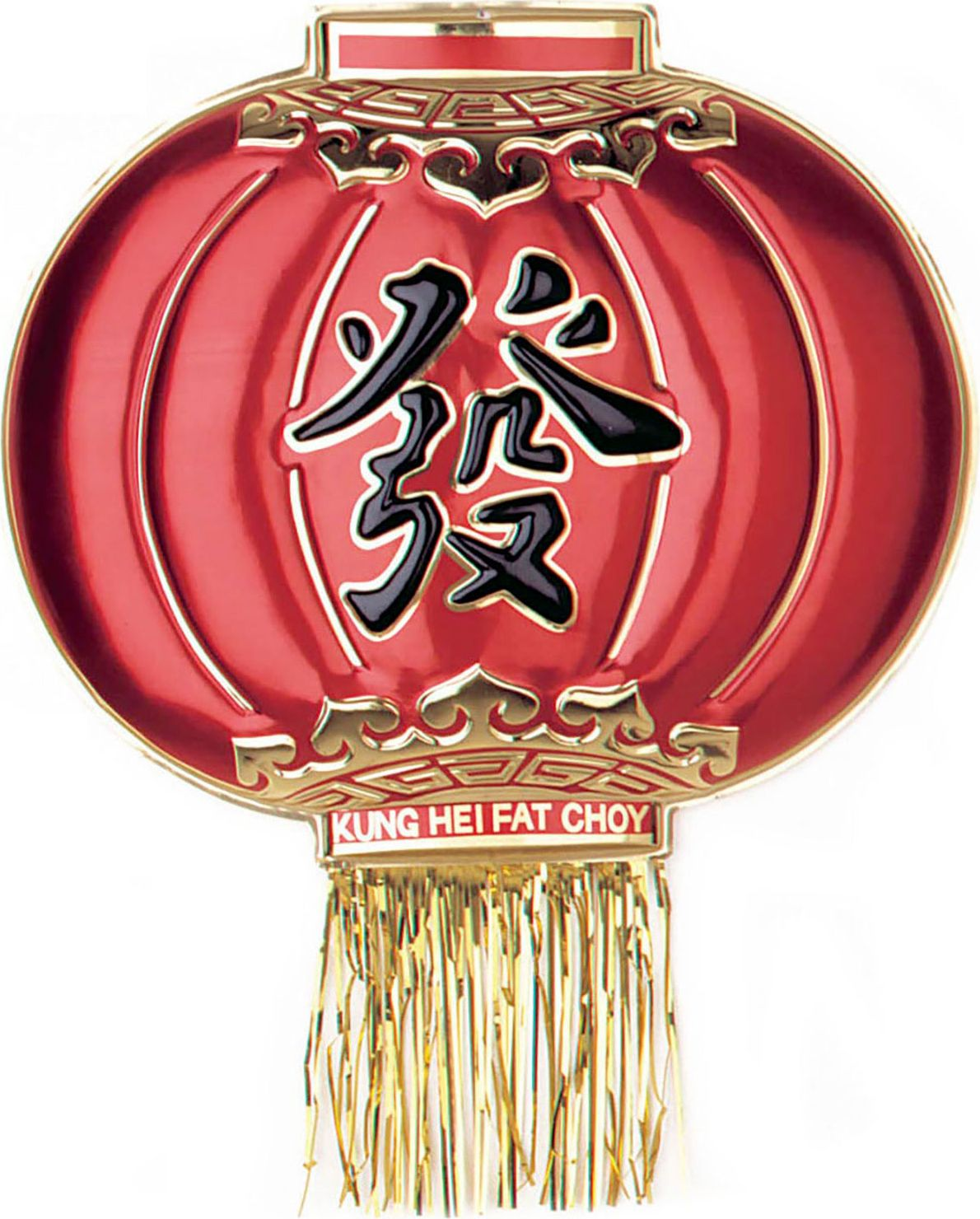 3D chinese lampion decoratie