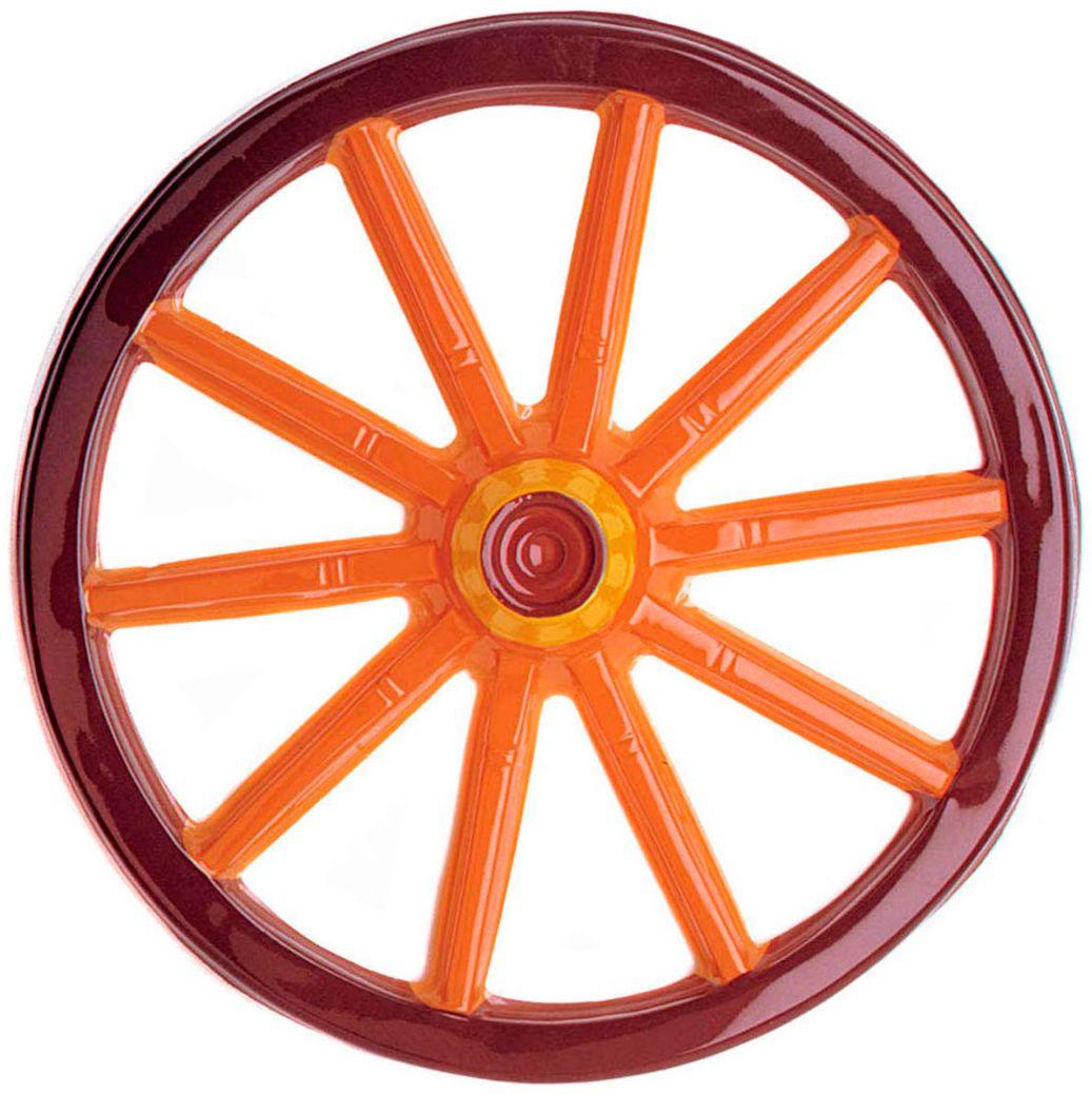 3D karavaan wiel
