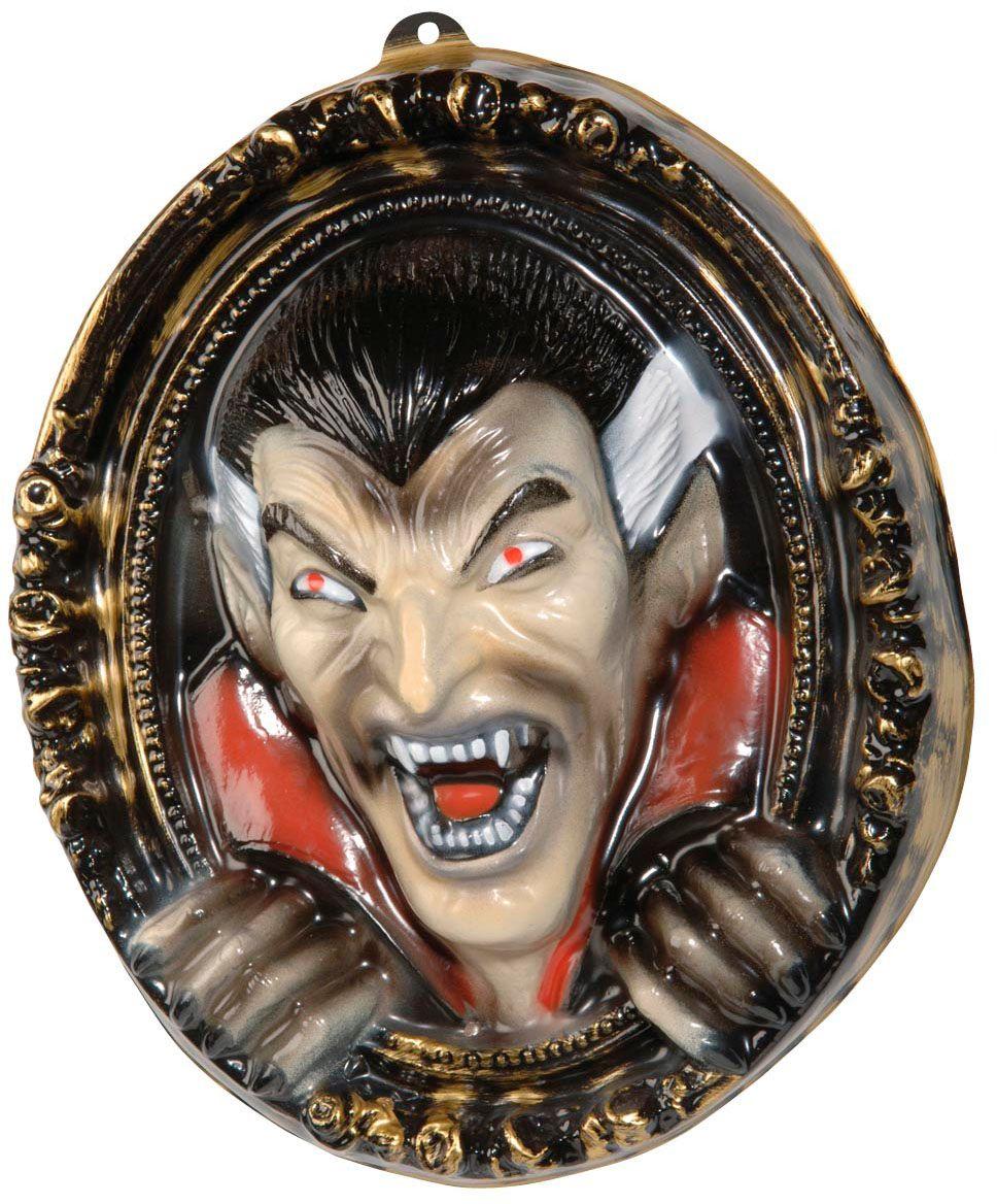 3D vampier portret