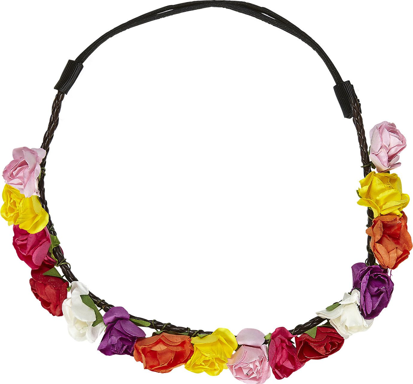 60's flower power hoofdband