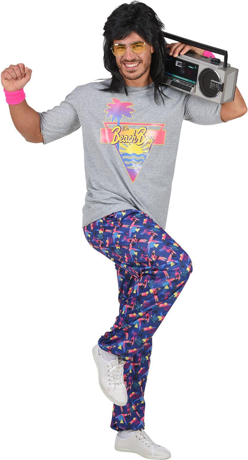 80s beach boy outfit