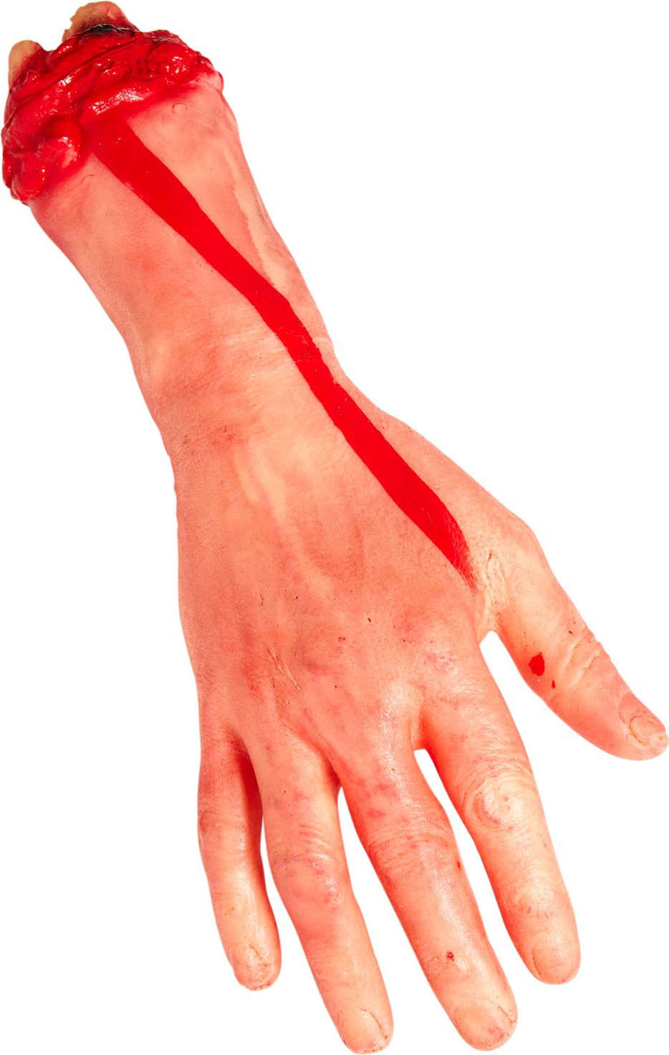 Afgehakte hand
