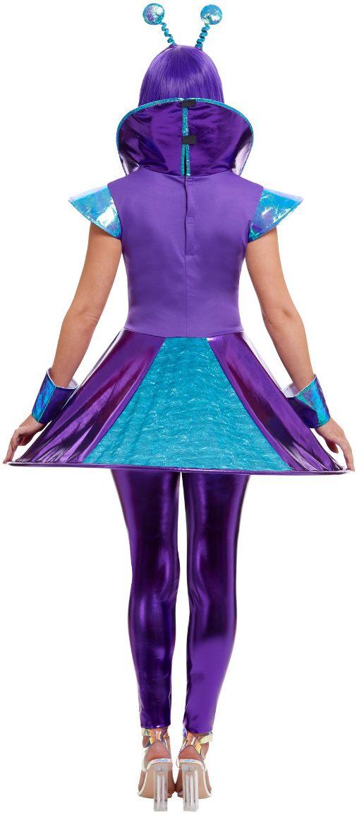 Alien dames jurk