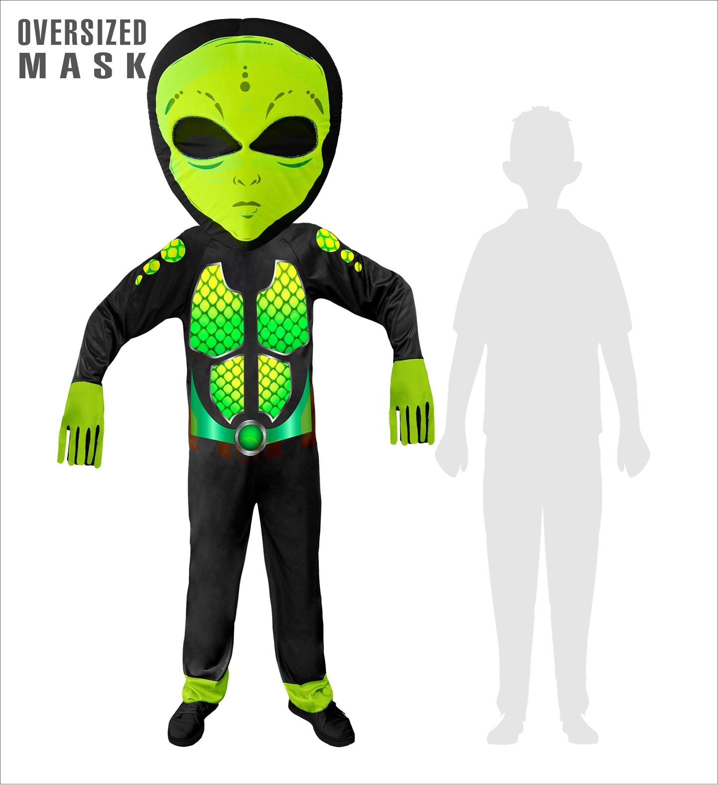 Alien outfit kind