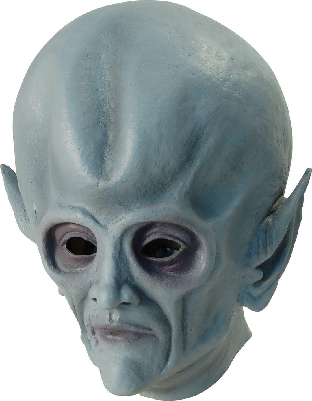 Alienhoofd masker