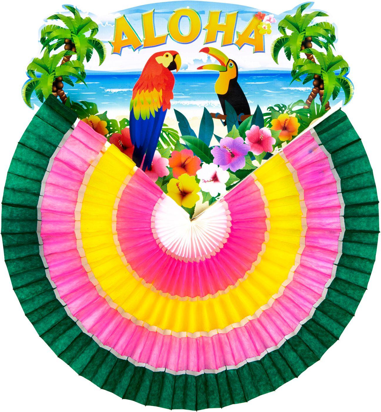 Aloha waaier
