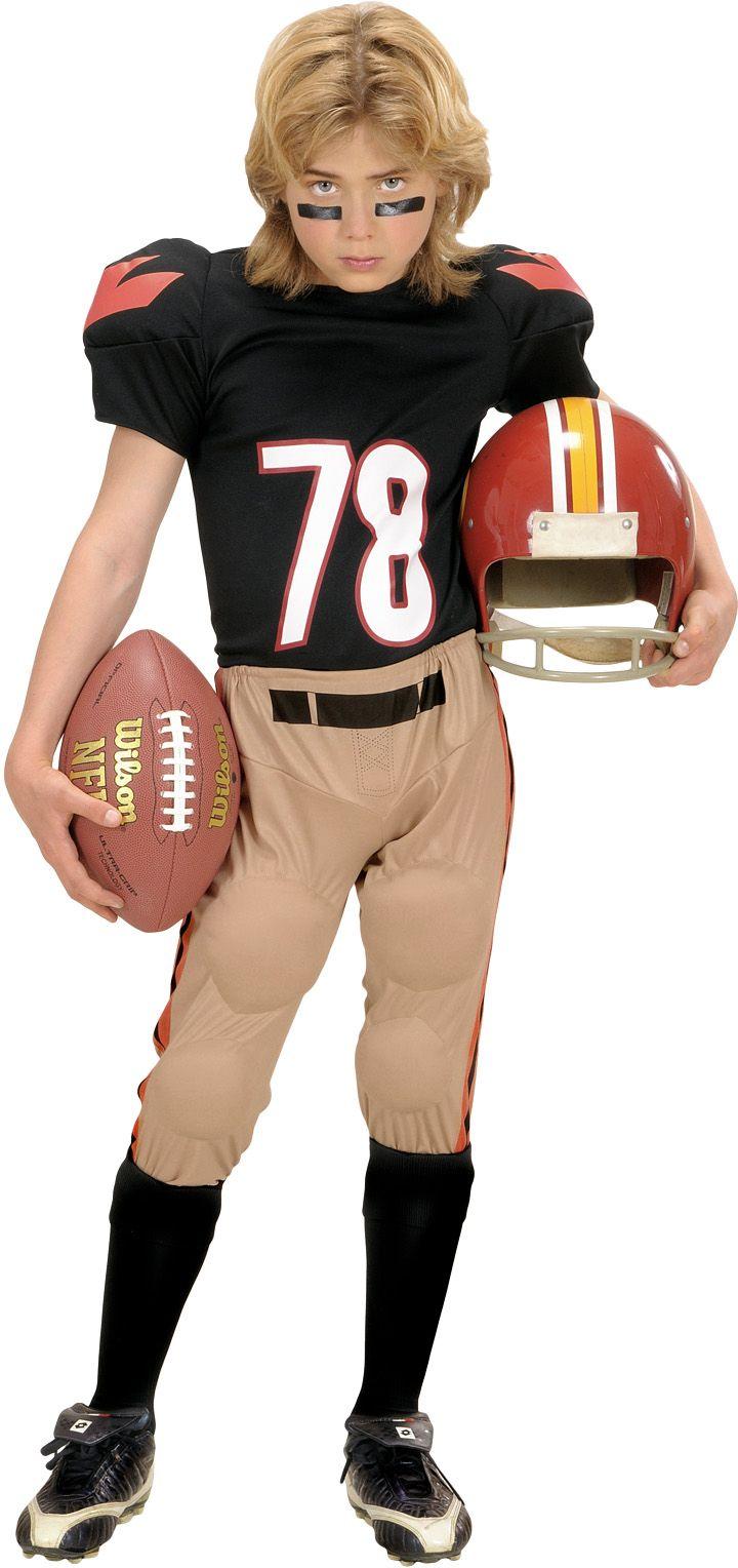 American football pak jongens