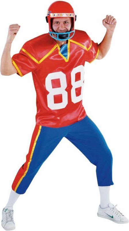 American Footballer outfit mannen
