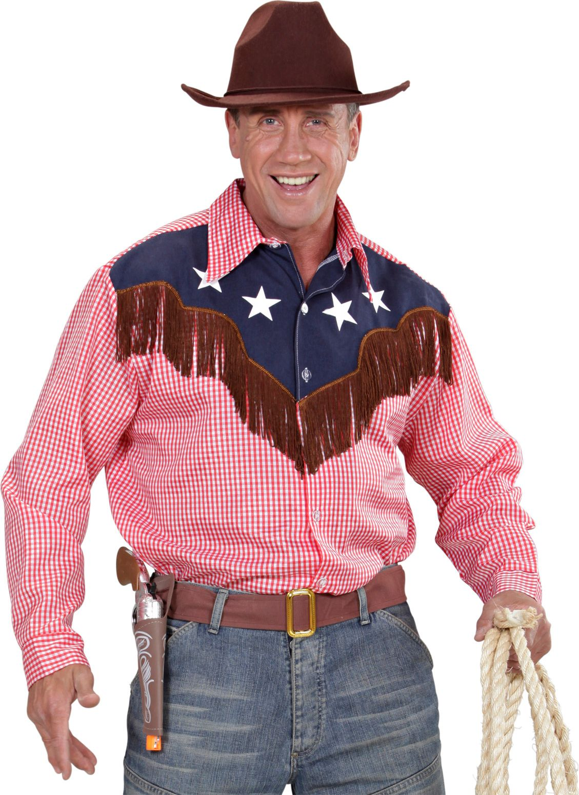 American rodeo blouse