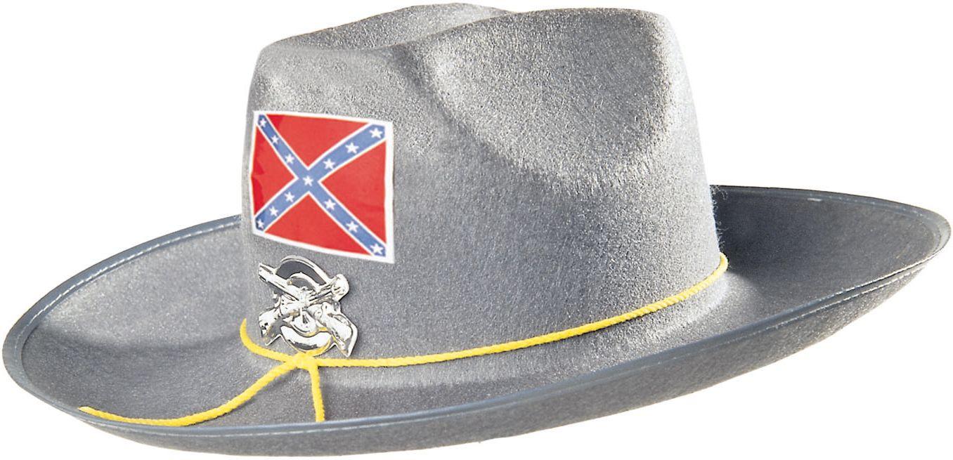 Amerikaanse confederatie cap
