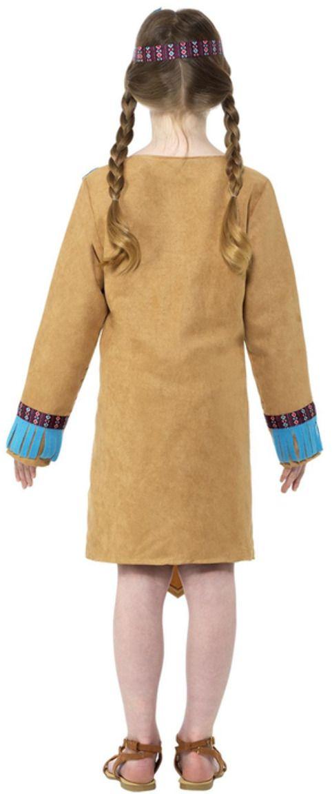 Amerikaanse indiaan kostuum meisjes