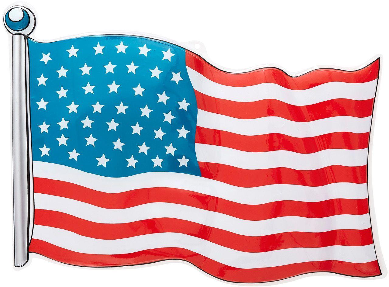 Amerikaanse pvc vlag