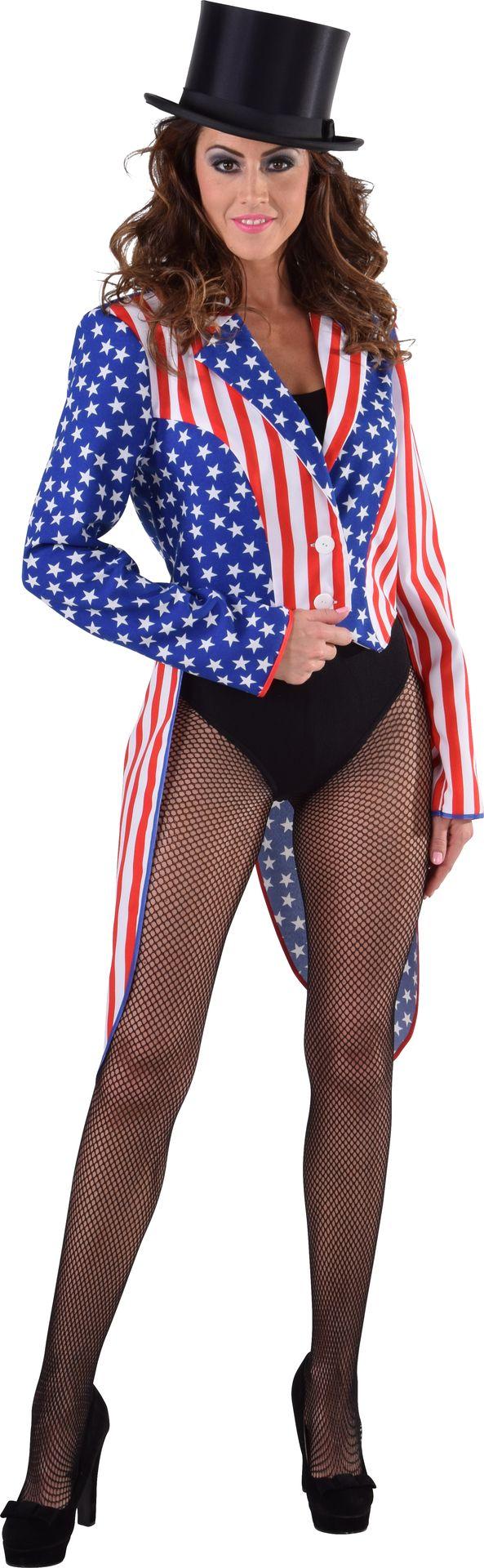 Amerikaanse slipjas dames
