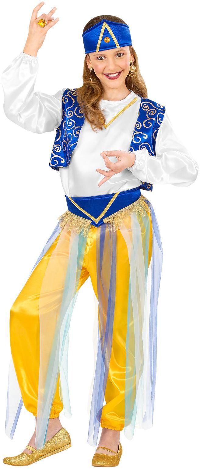 Arabische prinses, meisje kostuum