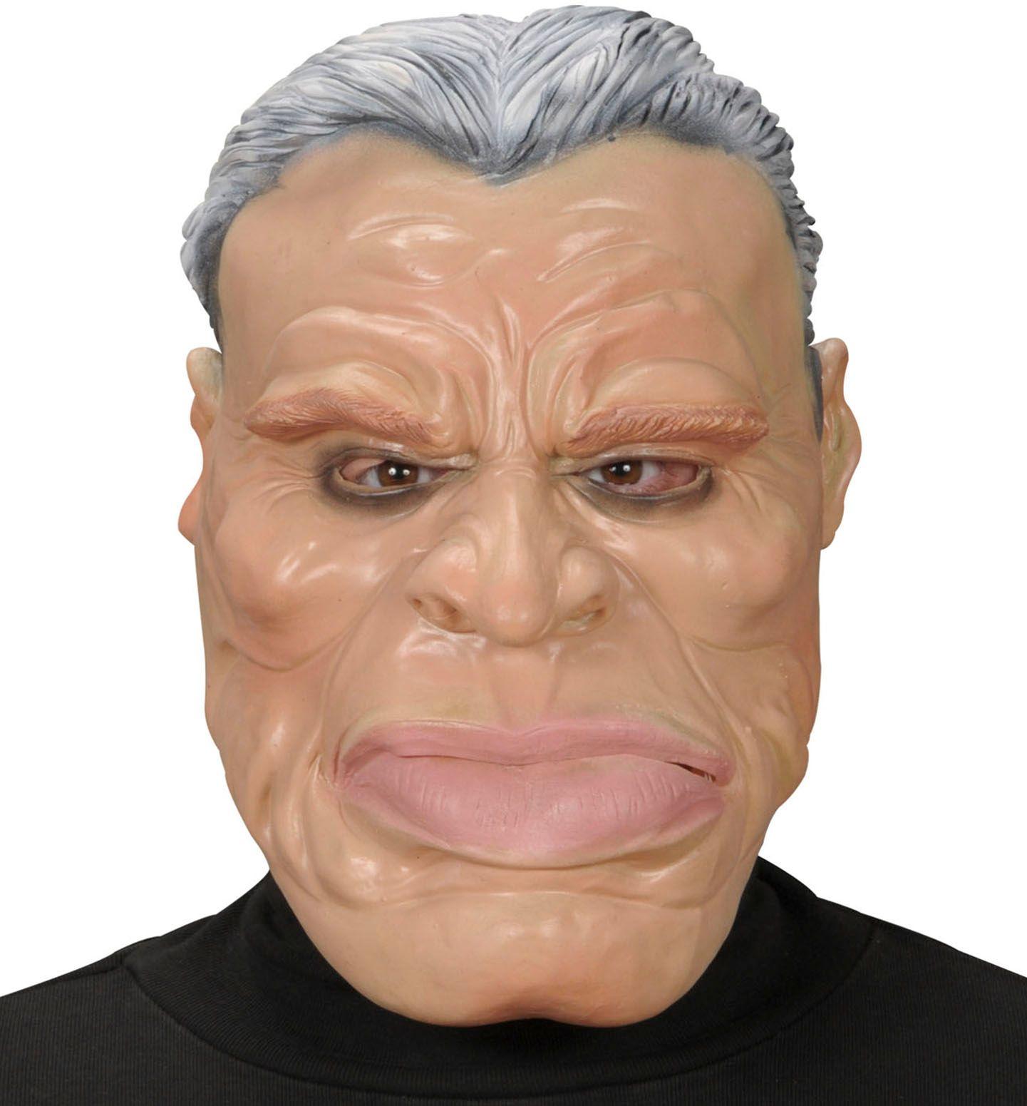 Arnold karikatuur masker