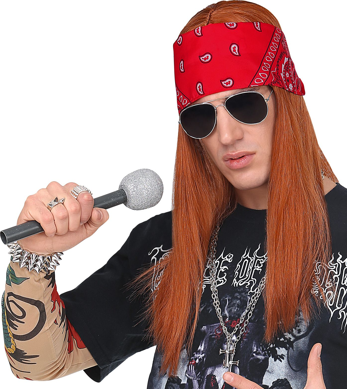 Axl Guns N' Roses verkleed set