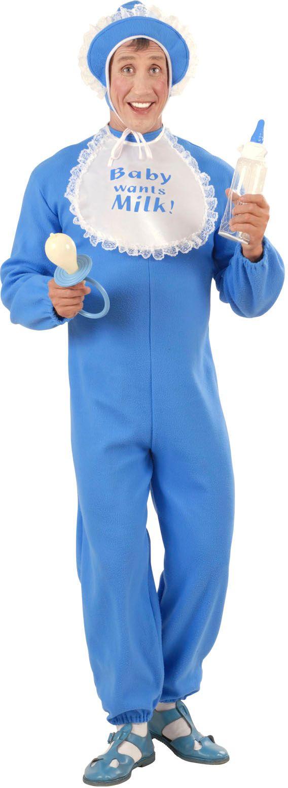 Baby Jongen Kostuum