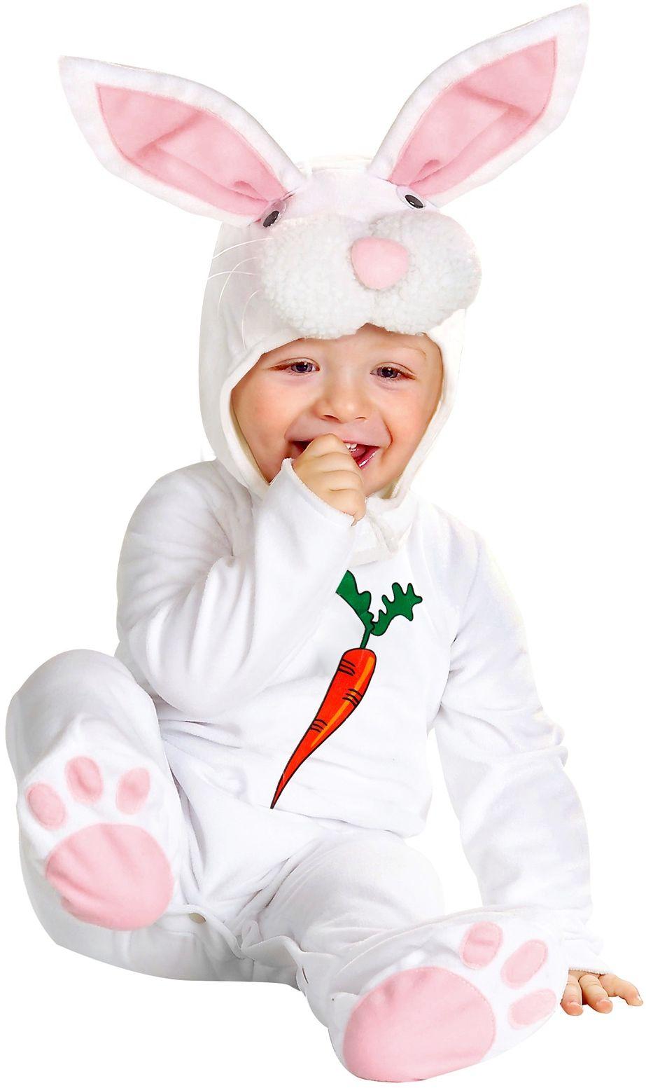 Baby konijnen onesie
