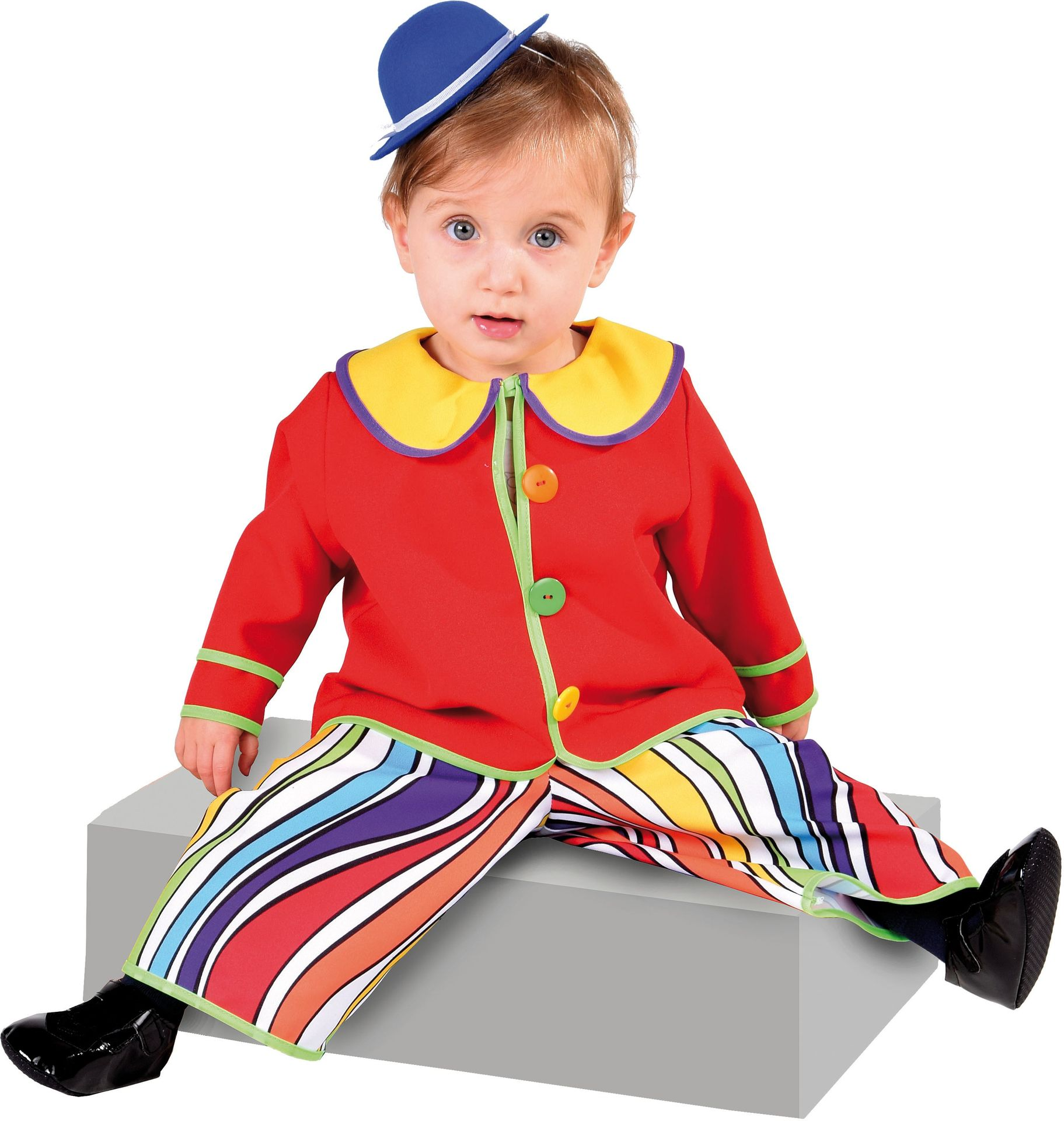 Baby kostuum clown