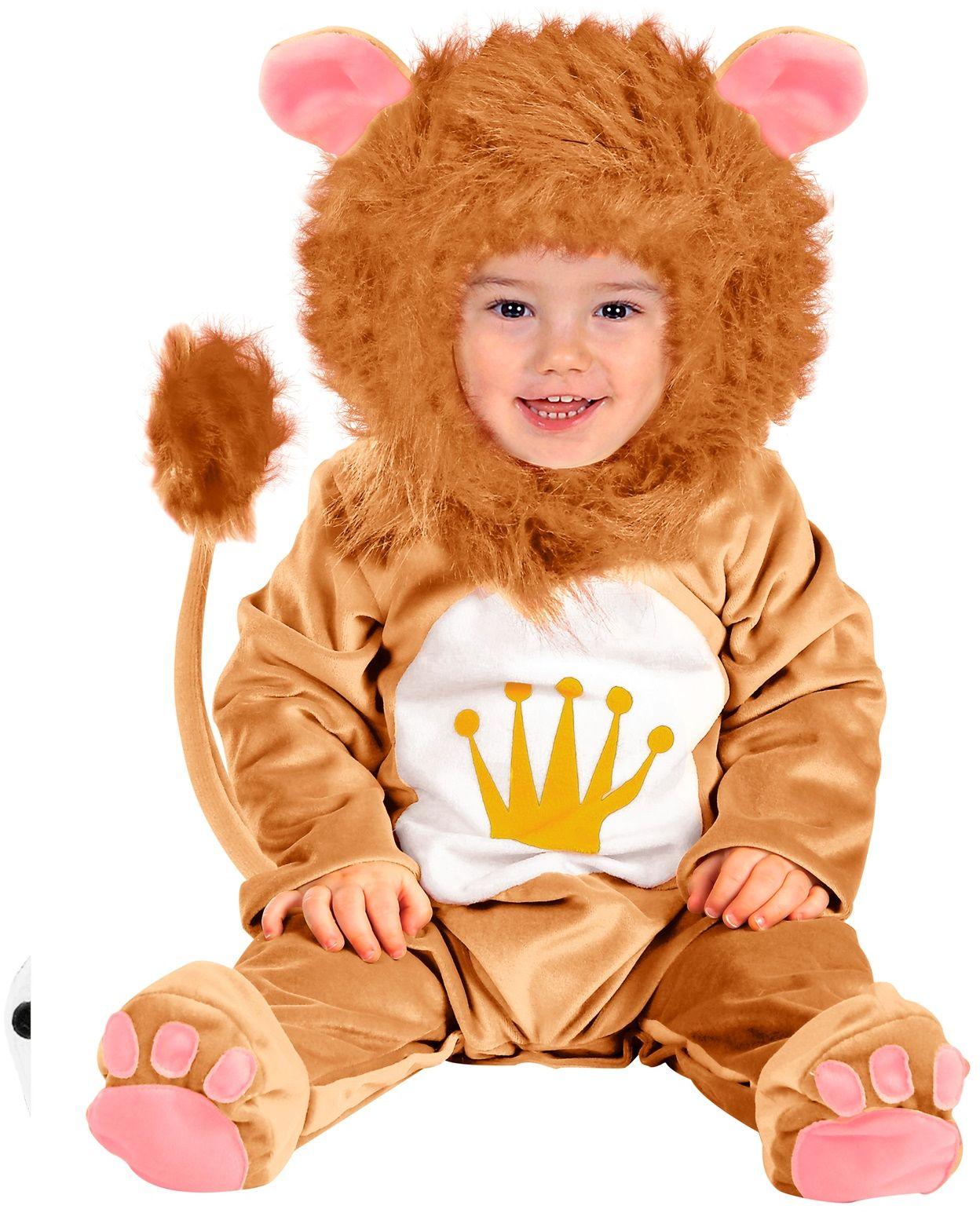 Baby leeuwenpak