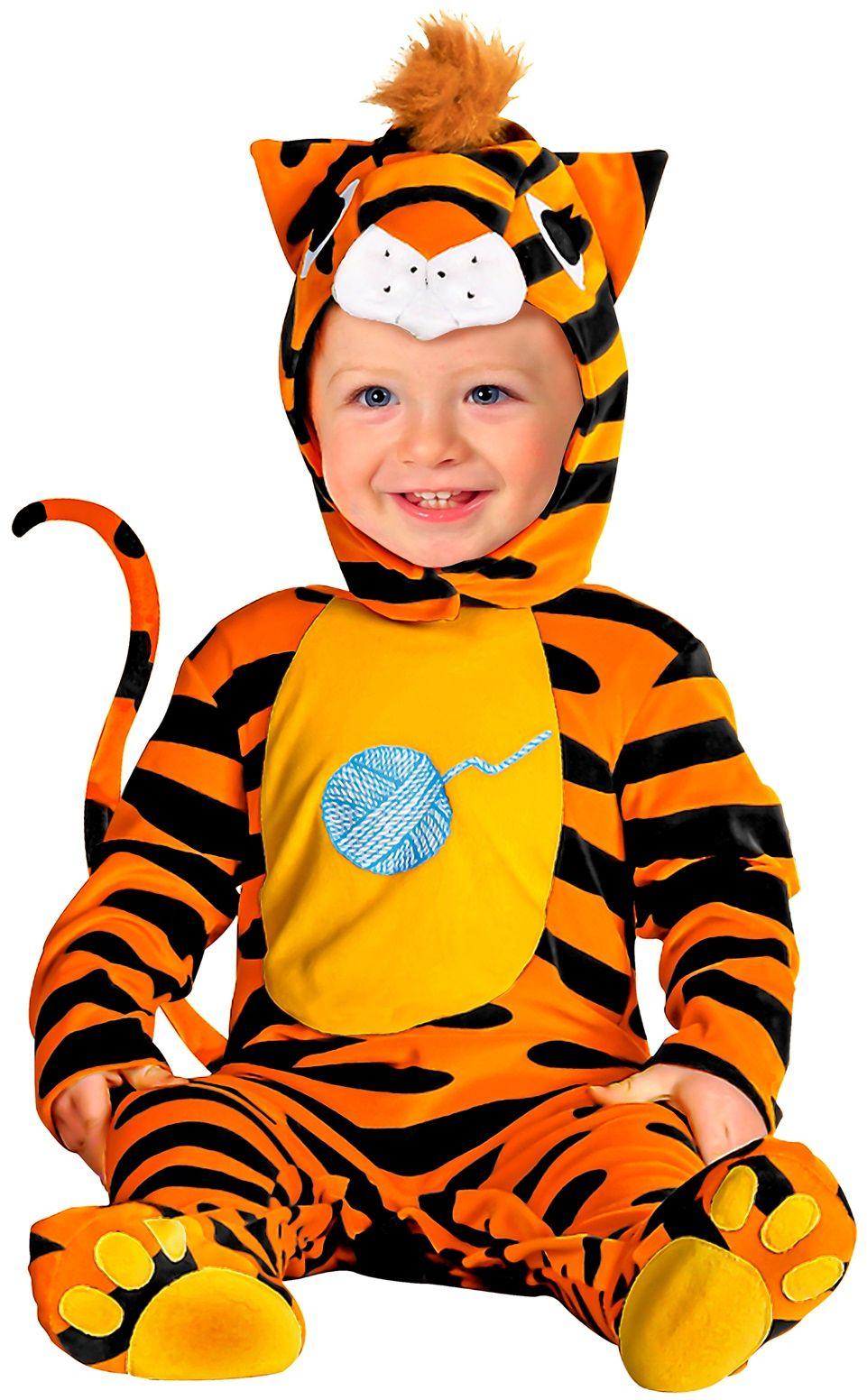 Baby tijgerpak