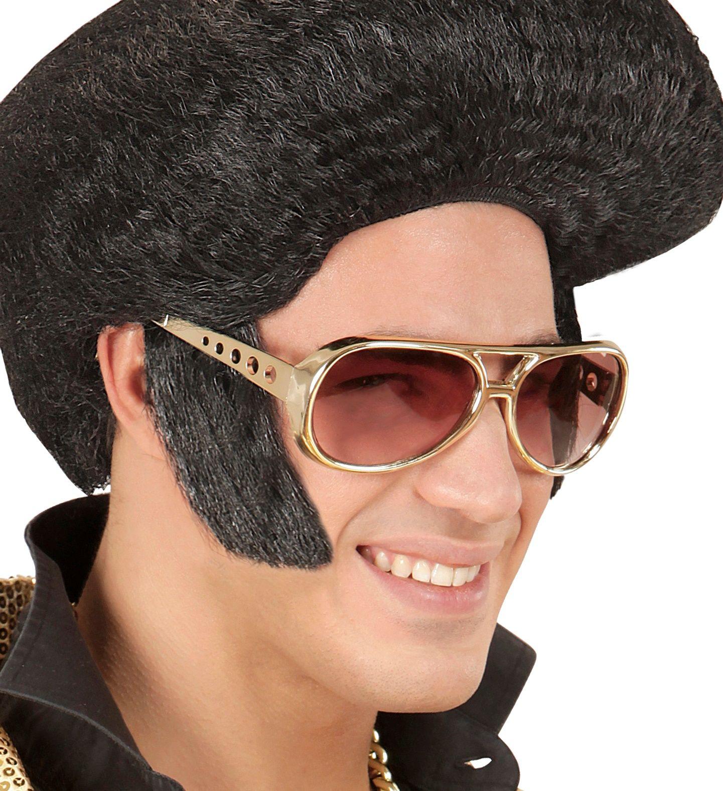Bakkebaard Elvis