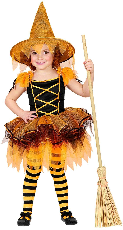 Ballerina Heks Halloween