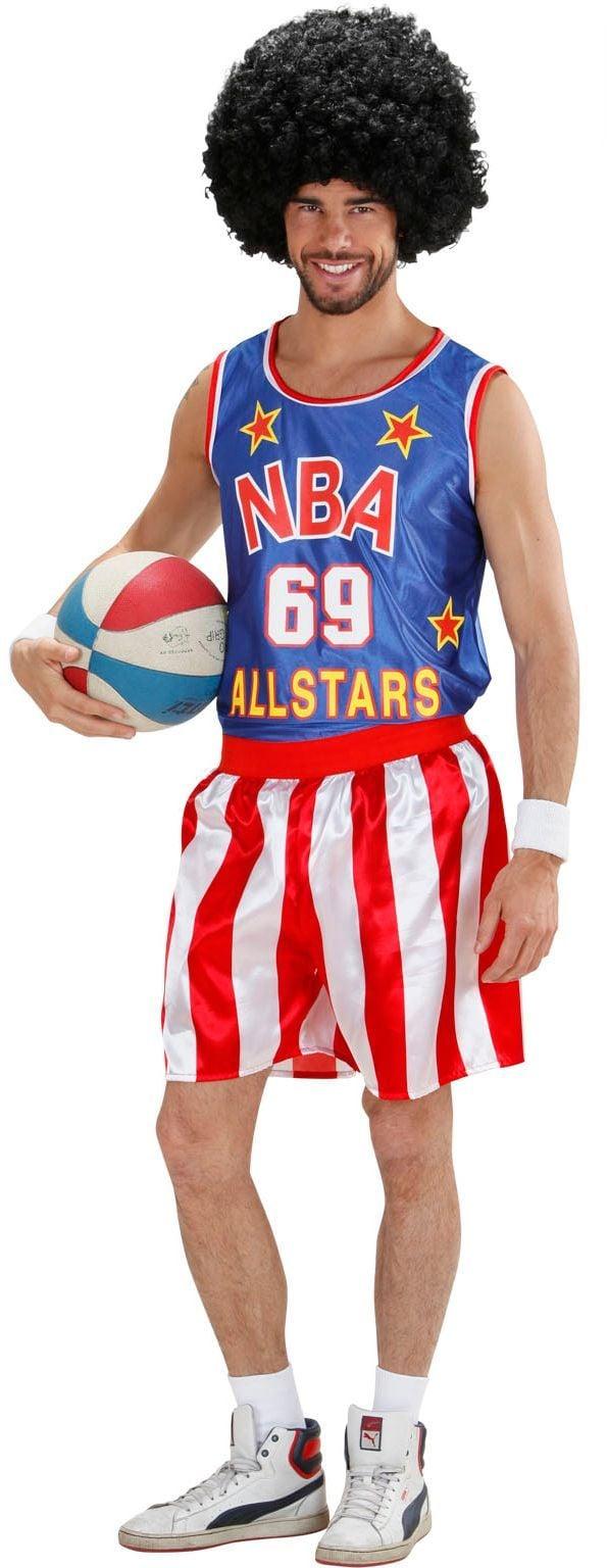 Basketballer kostuum