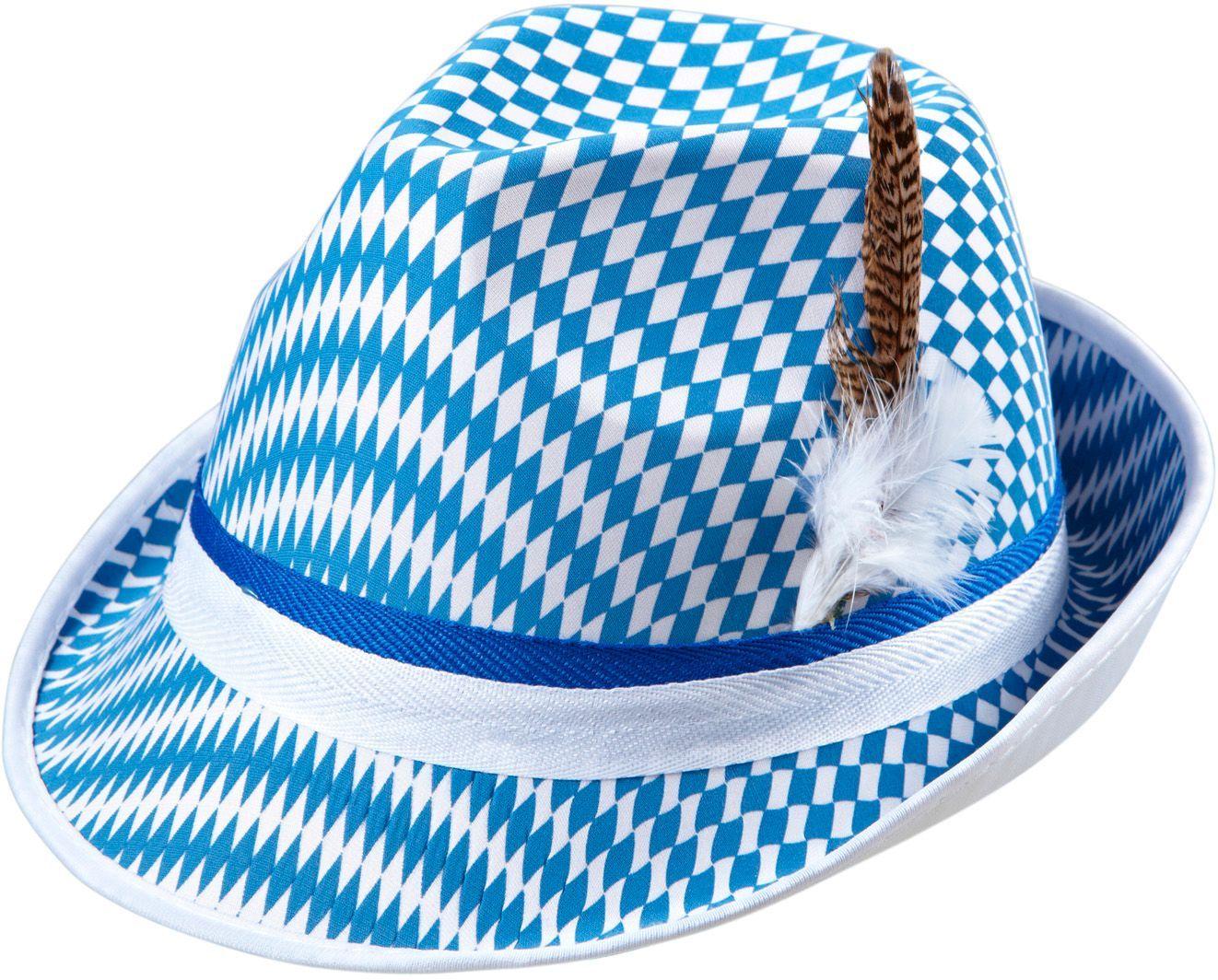 Beierse oktoberfest hoed