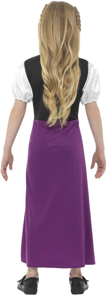 Beierse prinses outfit