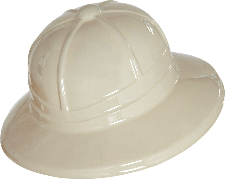 Beige ontdekkingsreiziger hoed