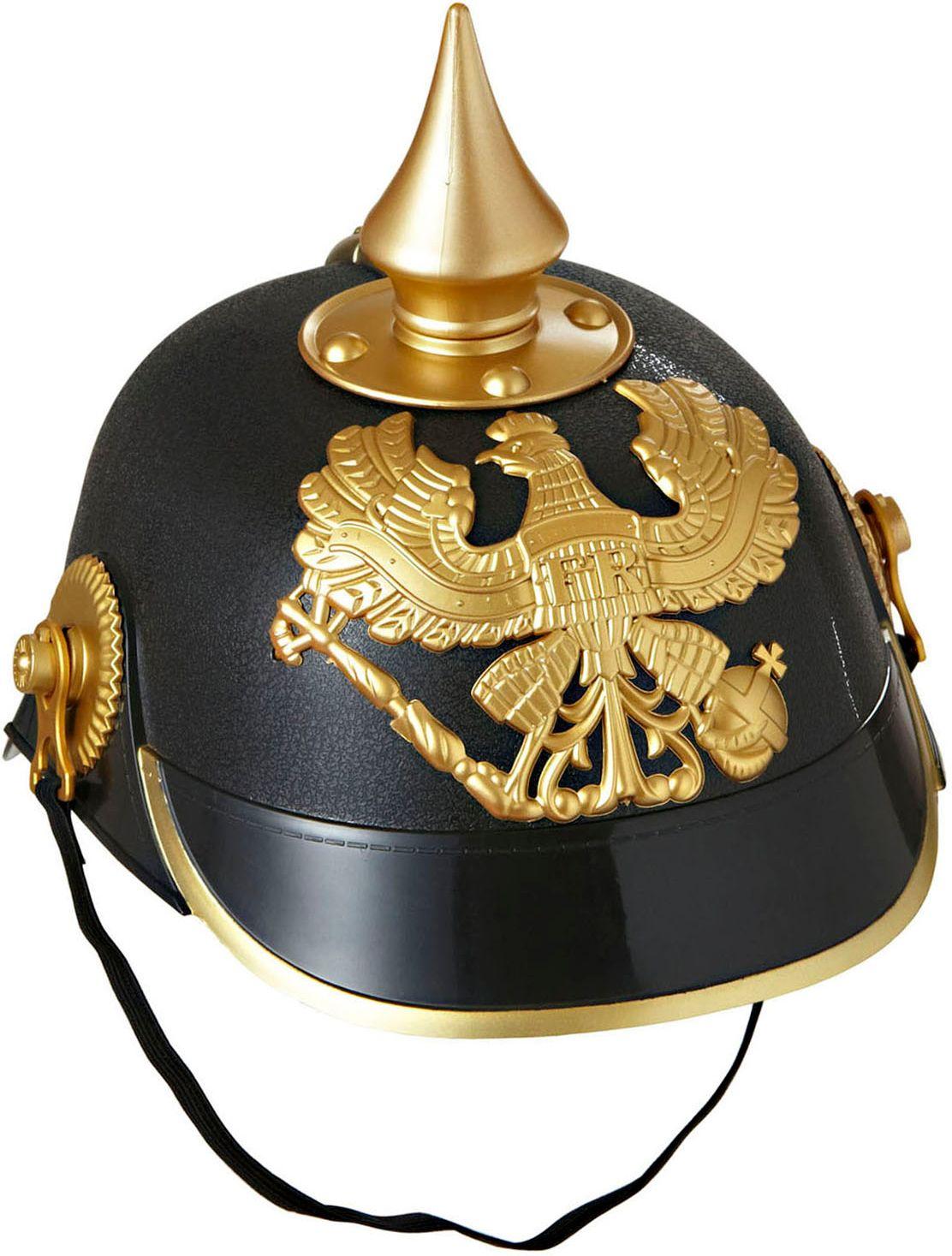 Bevelvoerder helm