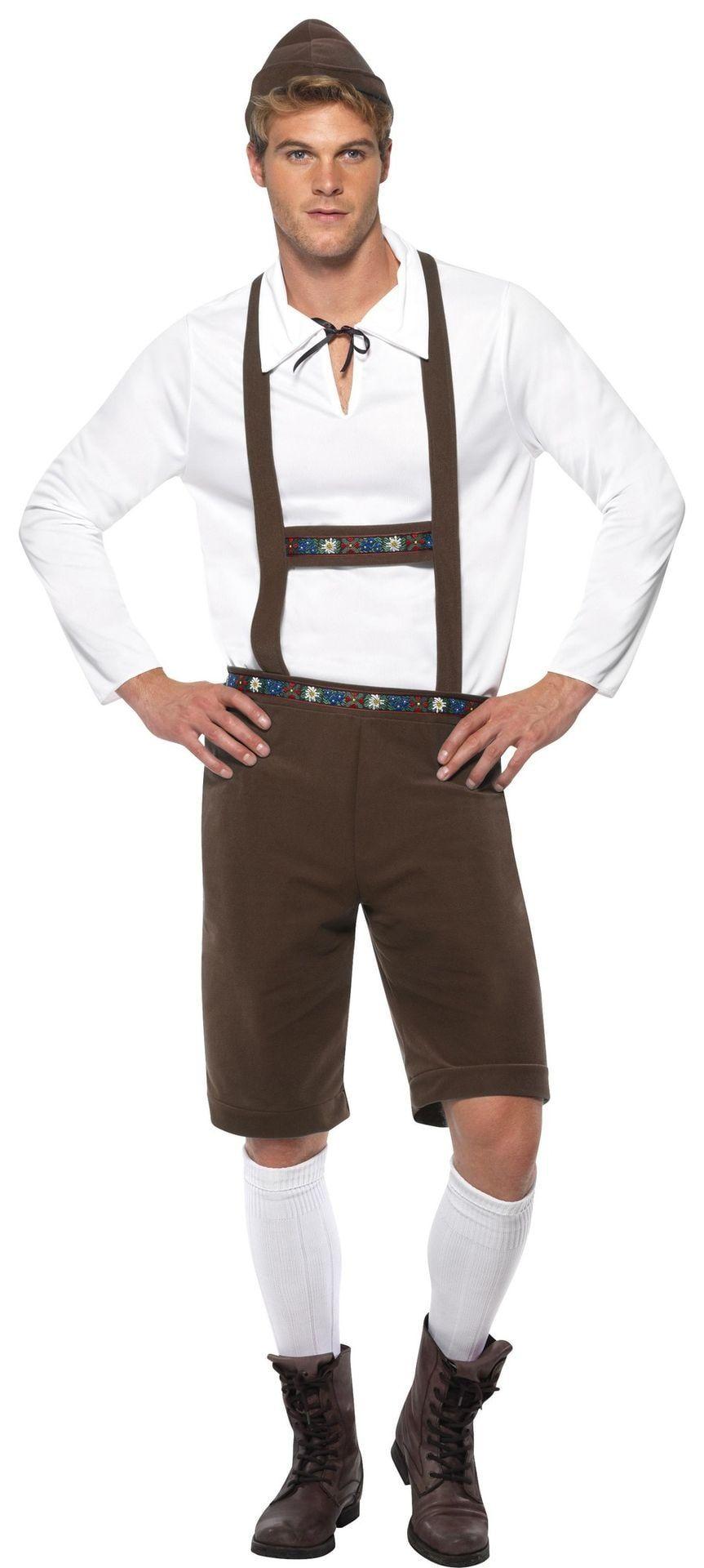 Bierfeest outfit man