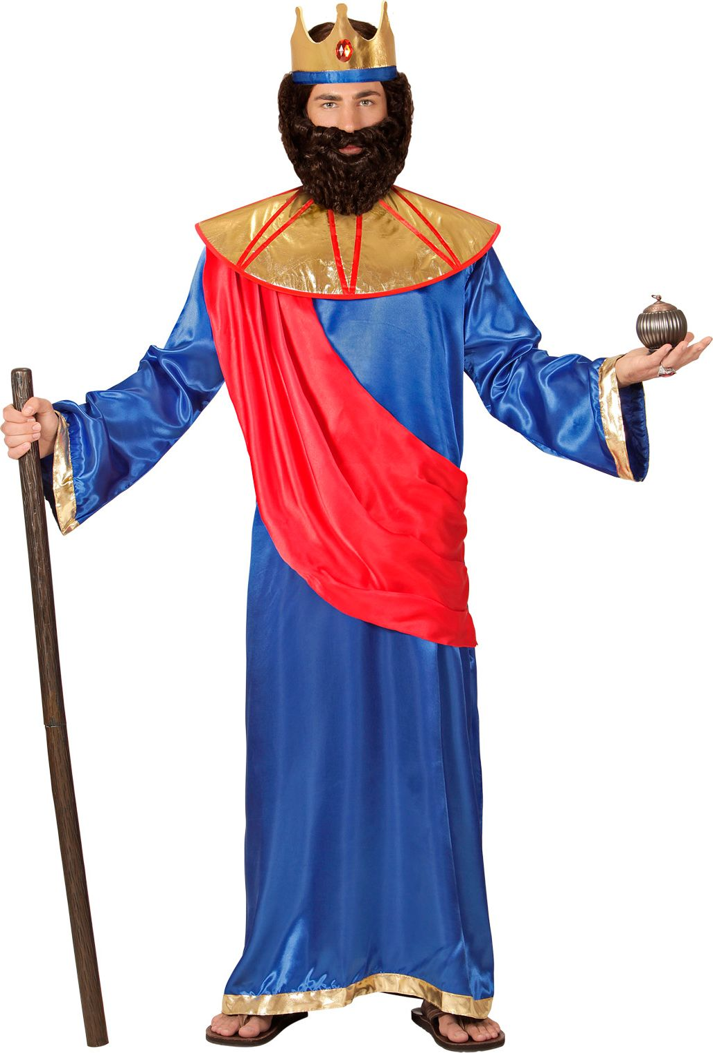 Bijbel koning kostuum