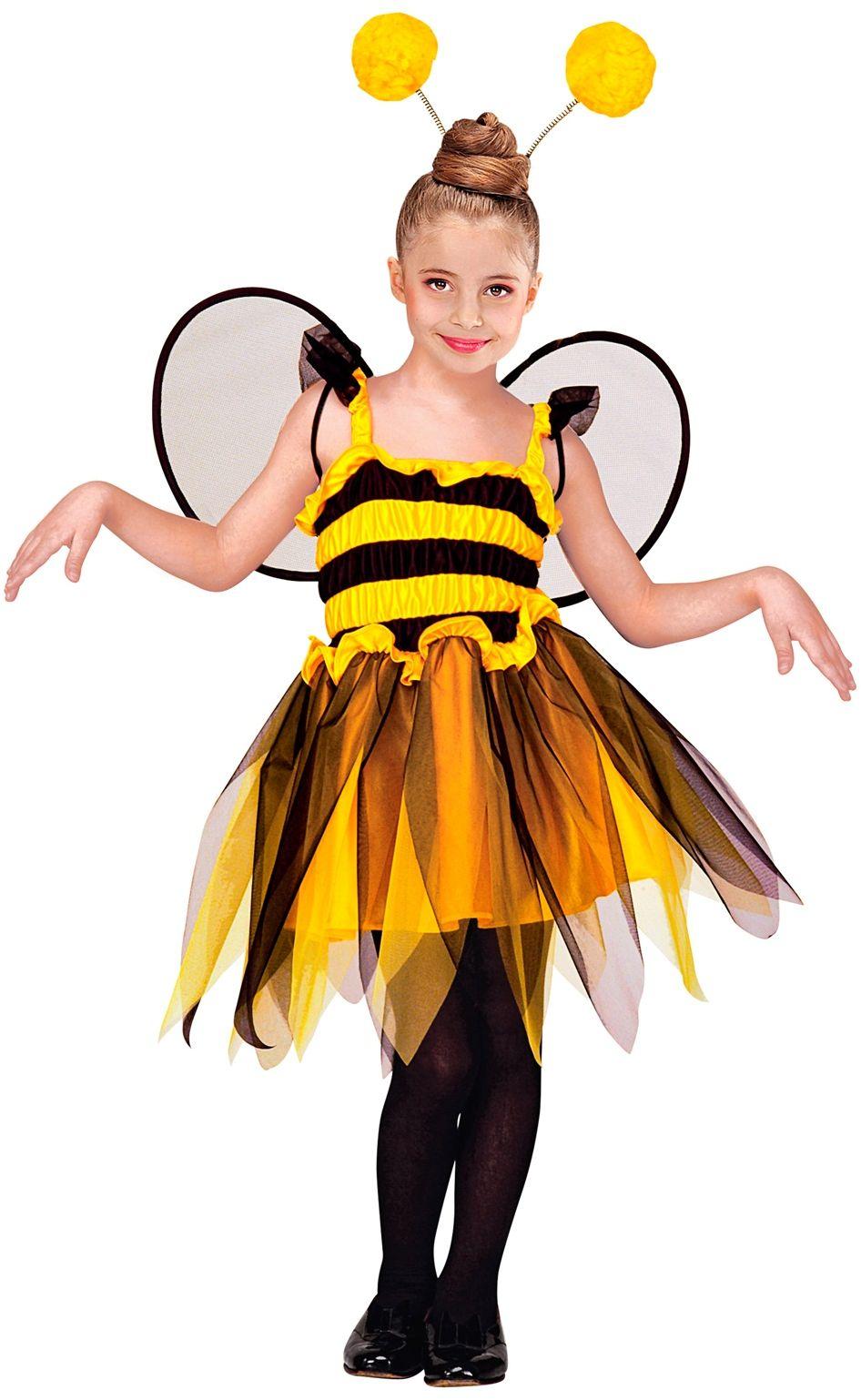 Bijen jurk meisjes