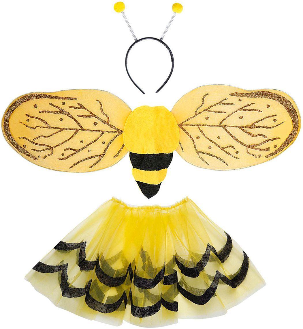 Bijen verkleedset