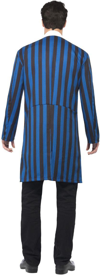 Blauwe hertog geest kostuum