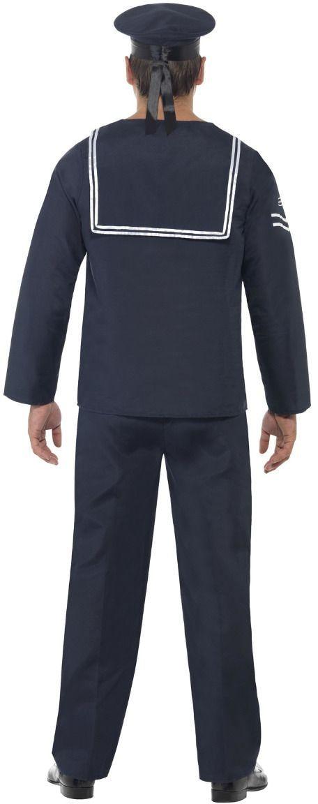 Blauwe Marine Zeeman outfit