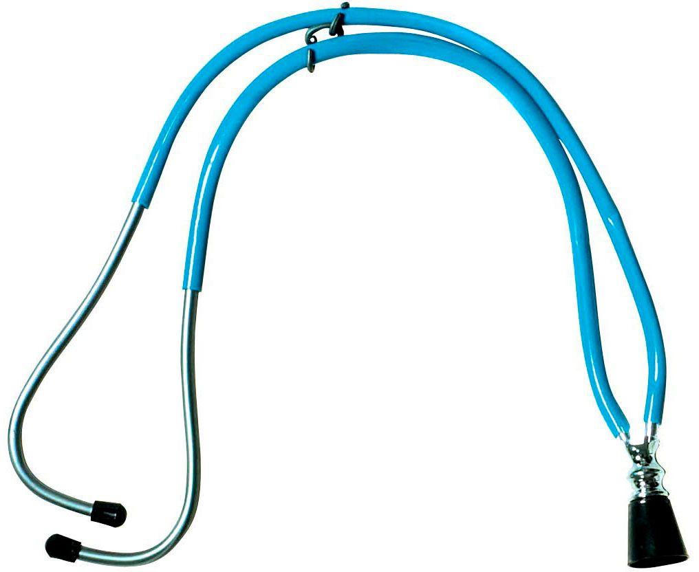 Blauwe Stethoscoop