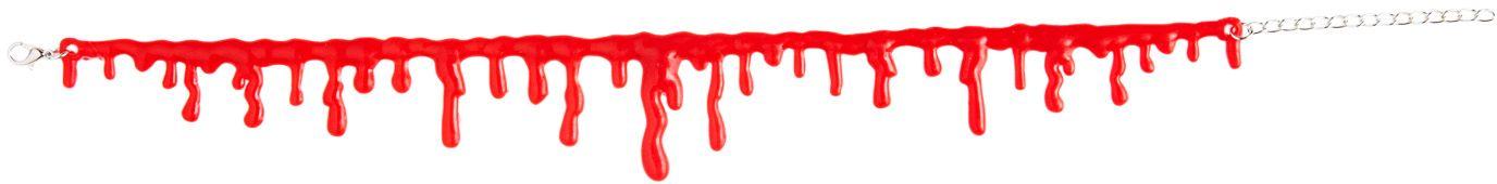 Bloeddruppels ketting