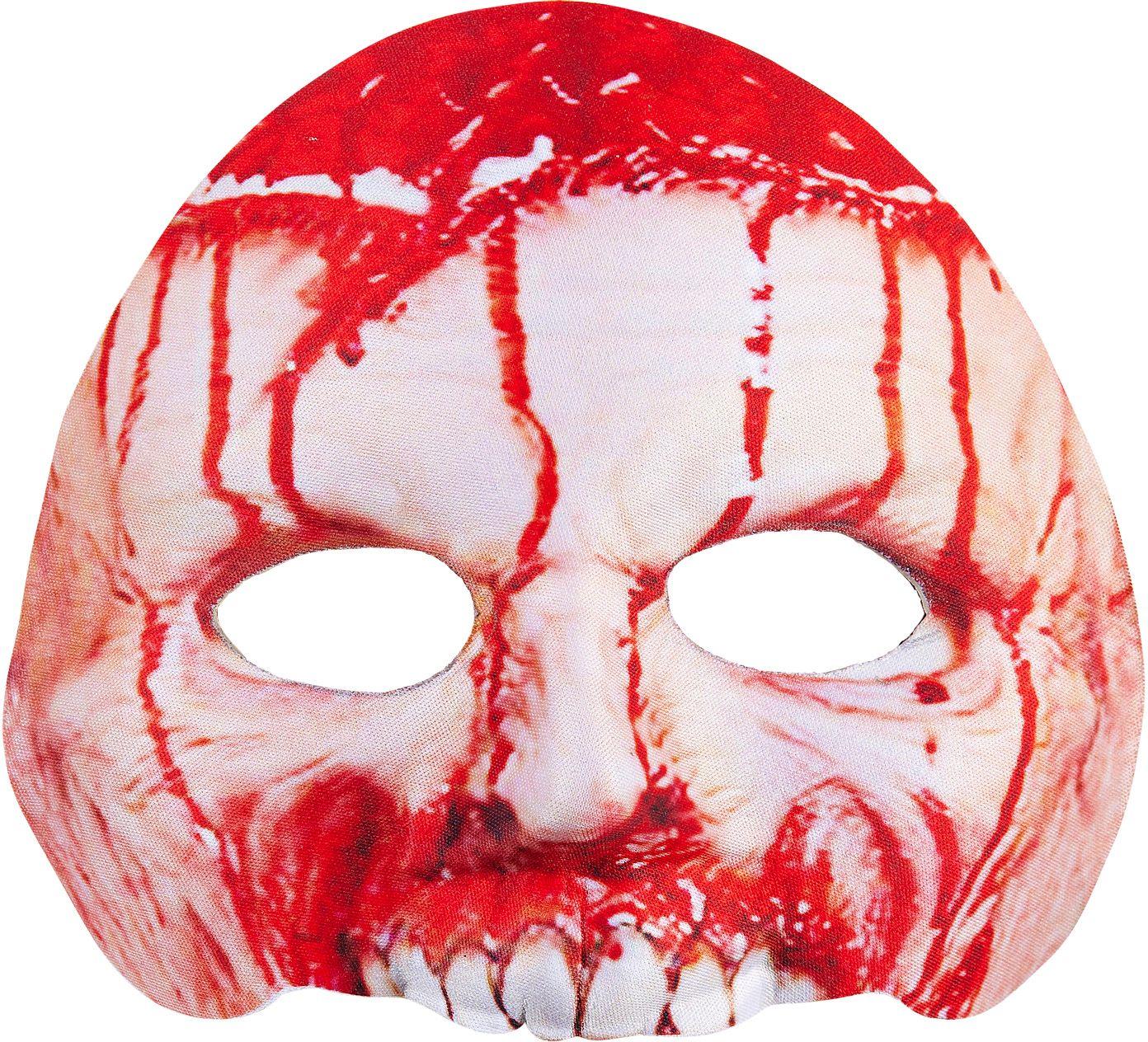 Bloederig psycho masker