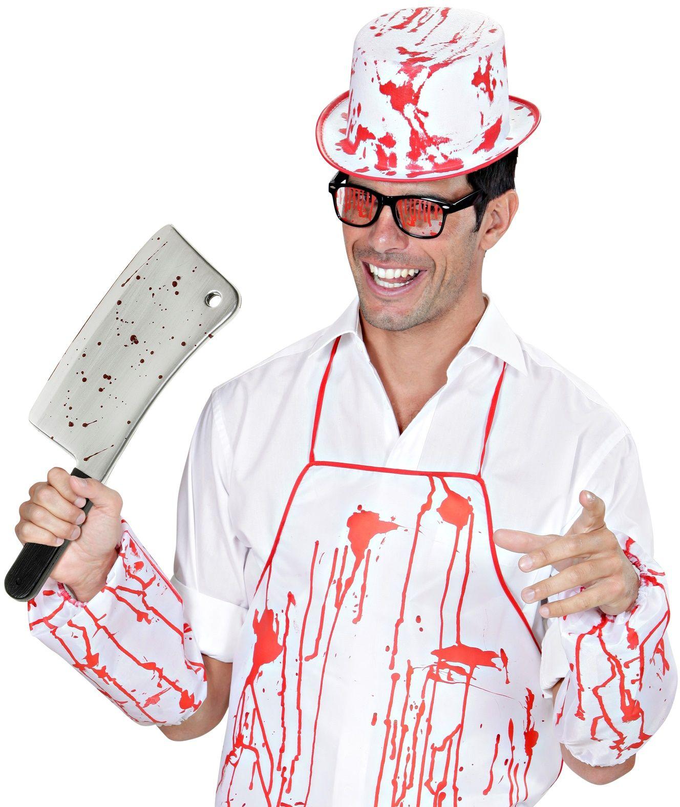 Bloederig slagersmes