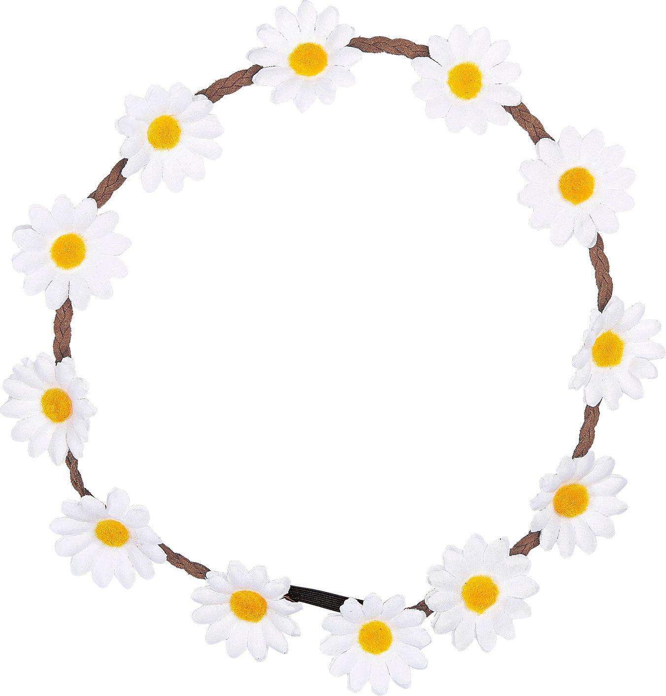 Bloemen haarband