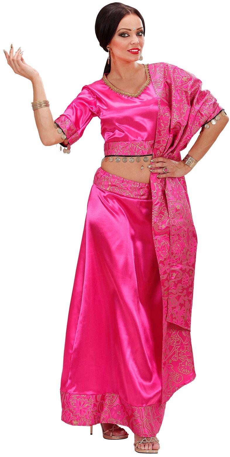 Bollywood danser kostuum