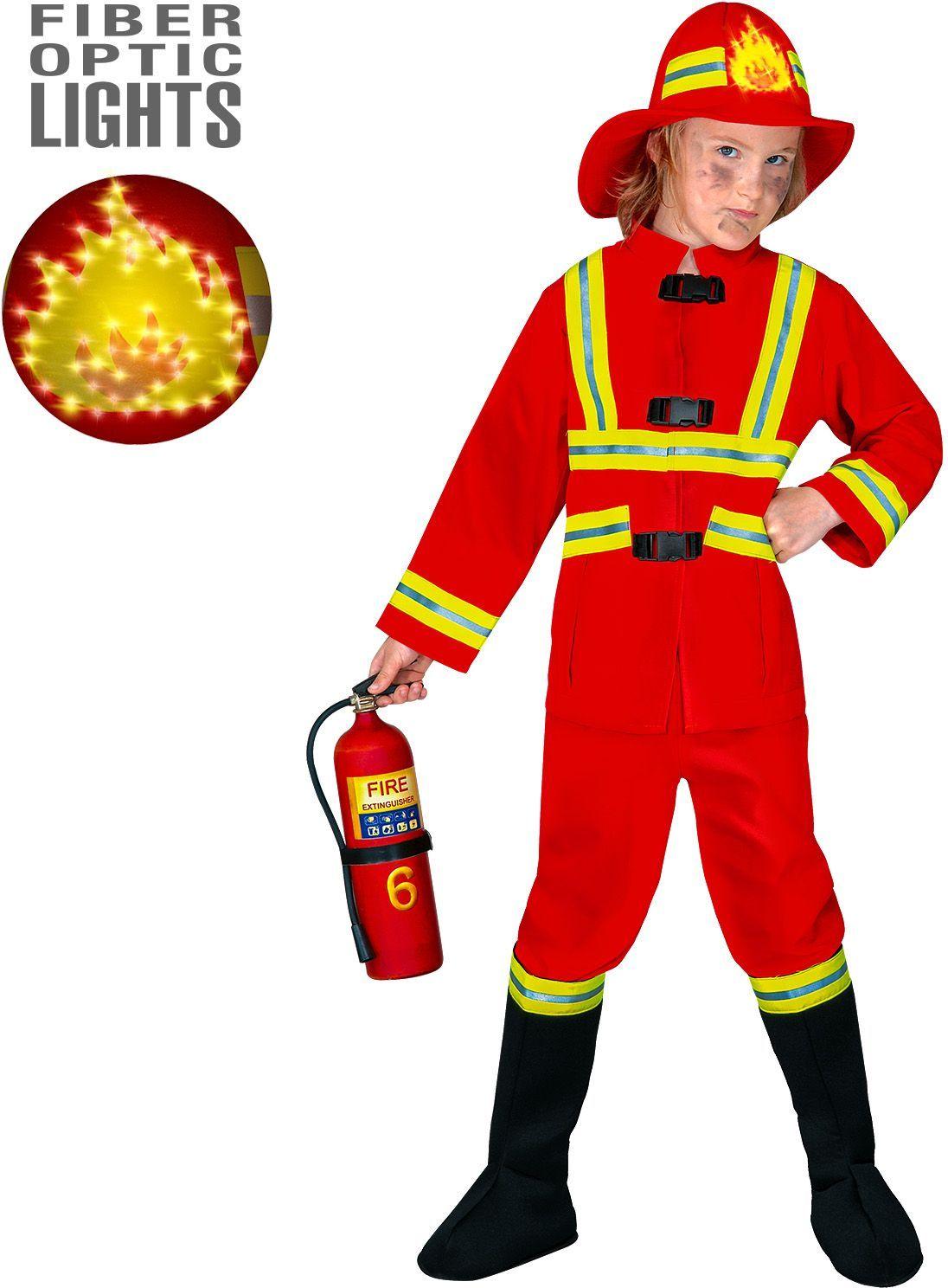 Brandweerman pak
