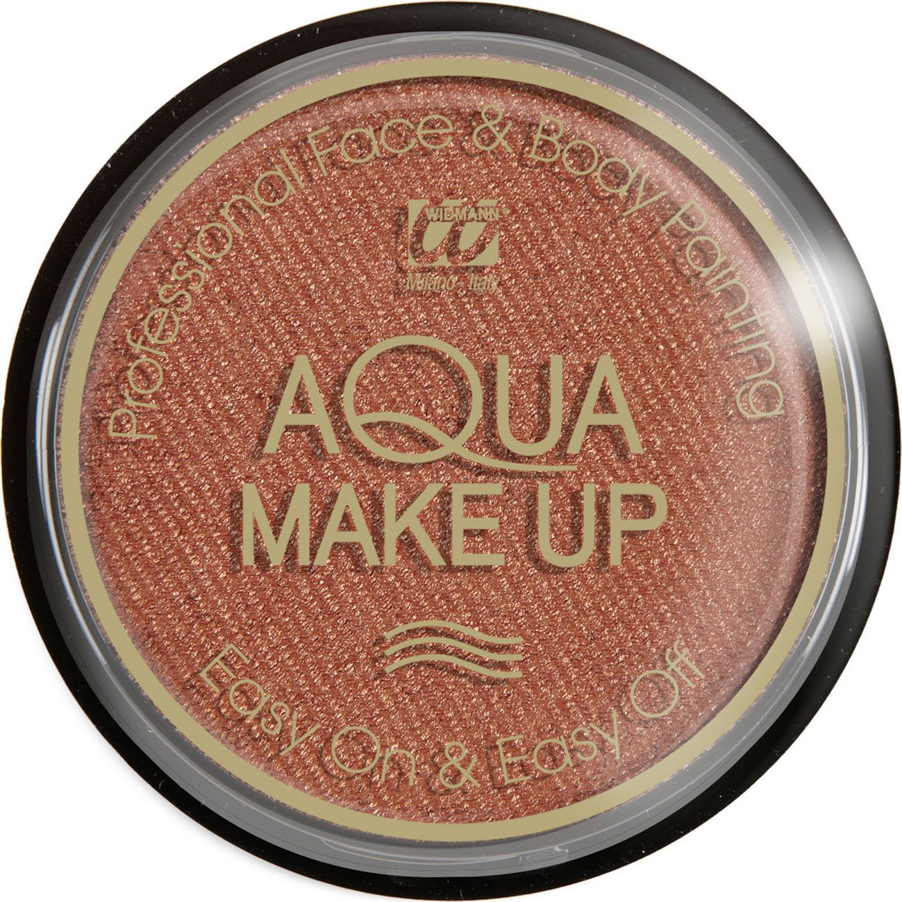 Bronzen make-up waterbasis metallic