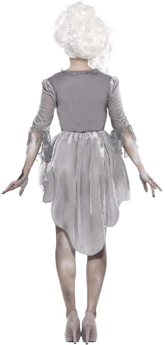 Bruiloft zombie outfit vrouwen