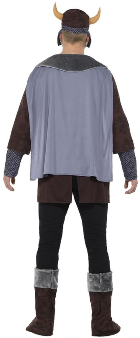 Bruin viking heren pak